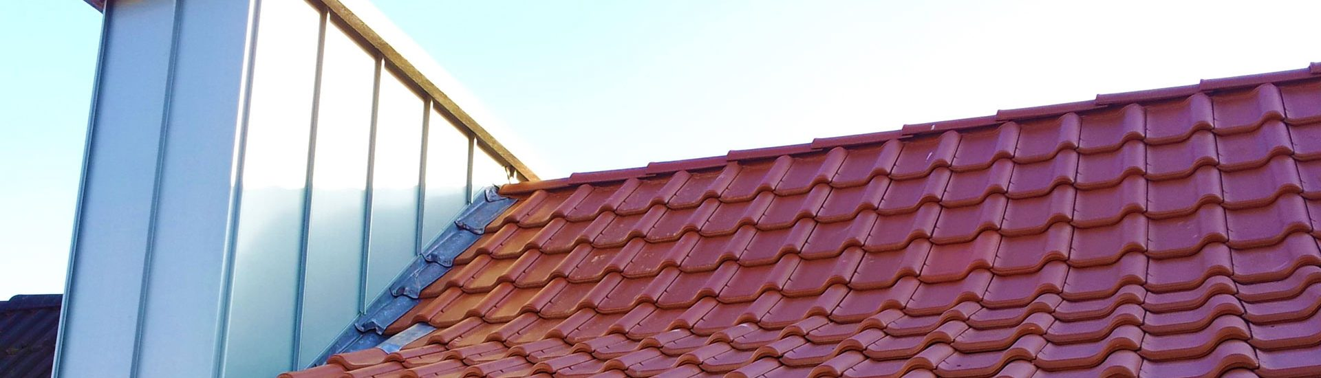 Saubere Dacharbeiten vom Dachdeckermeister Philipp Hölker